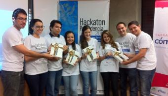 La tecnología que incentiva el voto conciente en la Hackaton Presidencial