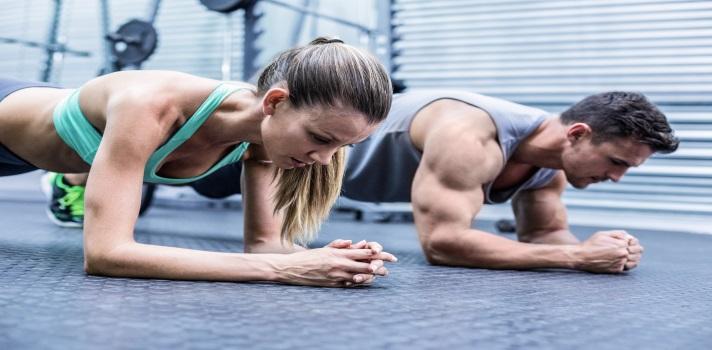 Ejercitarte mejorará tu forma física y también tu preparación para el empleo