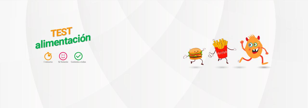 Test Universia sobre alimentación