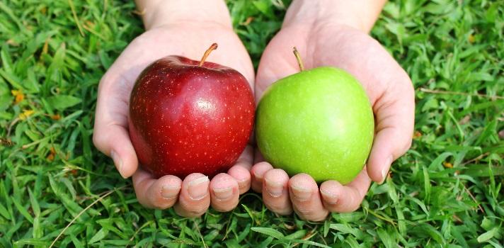 Una dieta rica en frutas y verduras nos otorgará la energía necesaria para enfrentar los retos de nuestro día a día