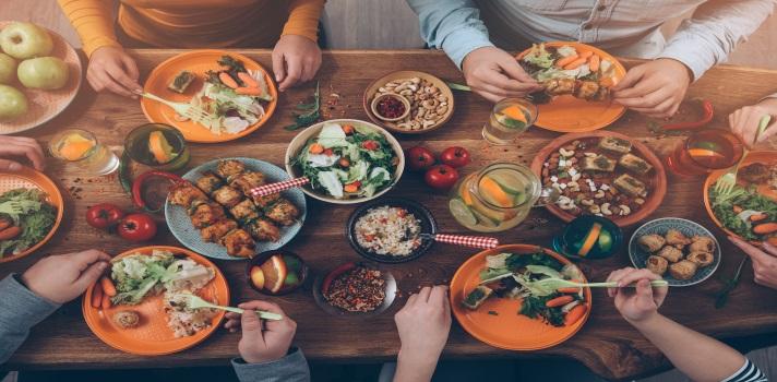 Consejos para tener una dieta balanceada