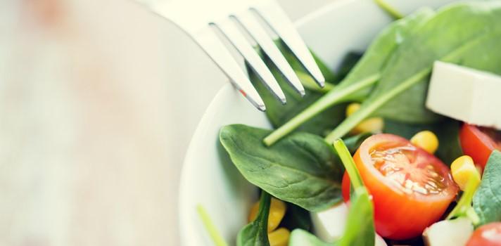 Con un poco de voluntad es posible aprender a comer saludable