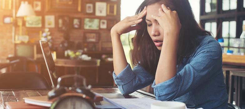 5 maneras para evitar quemarse en el trabajo