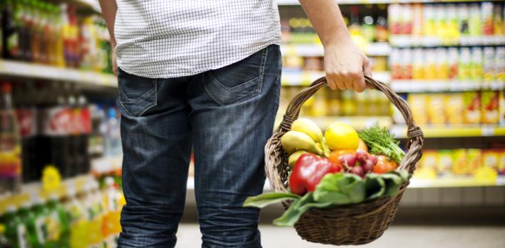 Las verduras y las frutas deben ser parte de tu dieta diaria