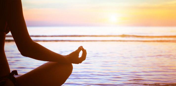 Dedica 20 minutos al día a la meditación para aclarar tu mente