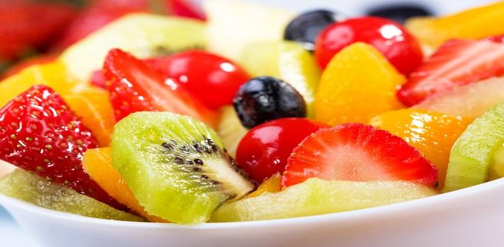 Prevenir infartos consumiendo frutas