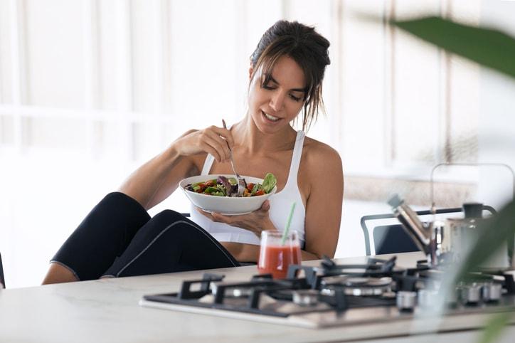 Alimentación saludable durante la cuarentena por Covid-19