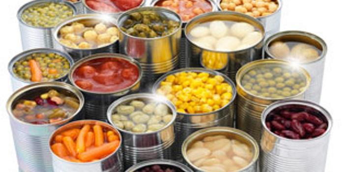 Adiós a los mitos de alimentos enlatados o embotellados