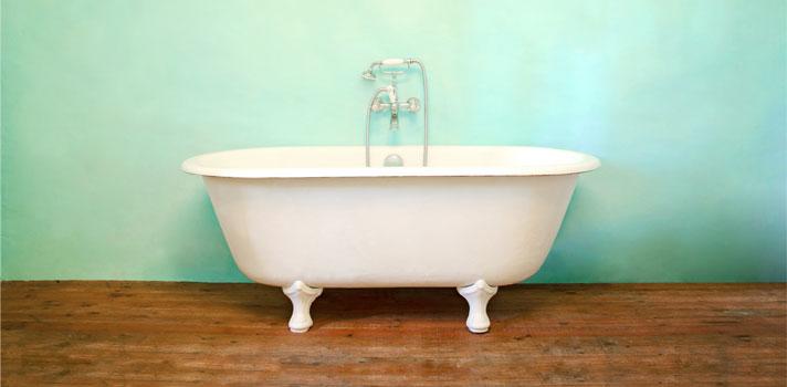 ¿Quieres adelgazar? ¡Date un buen baño caliente!