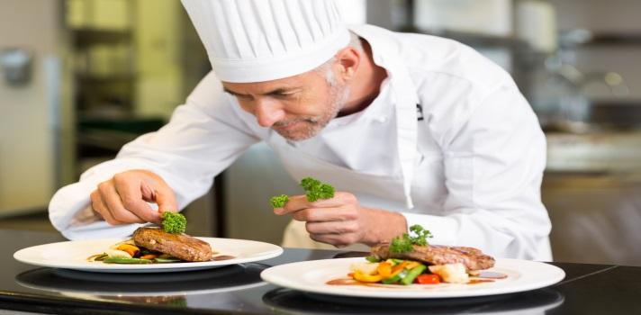 Los chefs son los profesionales más seguros y confiados