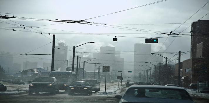 ¿Cómo nos afecta la contaminación de la ciudad?