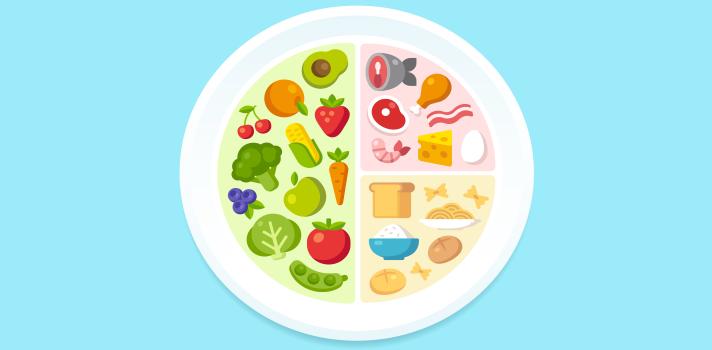 Apúntate a este curso online gratuito de alimentación saludable.