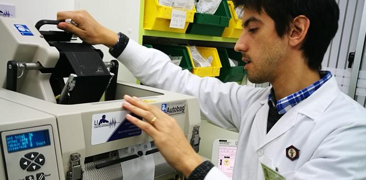 Ya son diez las farmacias que cuentan con el sistema de venta fraccionada