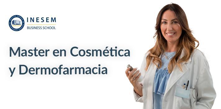 <p dir=ltr><span>Cuando hablamos de la industria cosmética, las </span><strong>salidas laborales</strong><span> son muy variadas y cada vez más demandadas. Por ello surge el<em><strong><a href=https://www.inesem.es/Master-En-Cosmetica-Y-Dermofarmacia>Master en Cosmética y Dermofarmacia</a></strong></em></span><span></span><span><strong>de INESEM Business School</strong></span><span>.</span></p><p dir=ltr><span>Este master da respuesta a las demandas profesionales del sector en laboratorios cosméticos, industria farmacéuticas u oficina de farmacia con perfiles como </span><strong>coordinador de calidad en la industria cosmética, regulatory affaires, cosmetovigilancia, en producción de productos cosméticos o en I+D+i como desarrollador de productos</strong><span>. Además, este master de INESEM te da la posibilidad de optar a puestos dentro de departamentos de marketing en empresas cosméticas.</span></p><p dir=ltr><span>Fórmate con un master que te permita tener una </span><strong>visión completa y global del sector</strong><span> es muy importante para poder desarrollar con éxito tu carrera profesional dentro de empresas cosmética y dermofarmacéuticas.</span></p><p dir=ltr><span>¿Estás pensando en formarte en uno de los sectores con mayor proyección en el mercado cosmético? ¡Sigue leyendo!</span></p><b><b><br/></b></b><h2><span>La principal diferenciación de INESEM es la ¡atención al alumnado!</span></h2><b><b><br/></b></b><p dir=ltr><span>Esta escuela de negocio puede presumir de tener entre sus alumnos un </span><strong>90% de inserción laboral</strong><span> gracias a que en sus programas de master </span><strong>garantizan las prácticas en empresas</strong><span> nacionales e internacionales, con una duración de hasta </span><strong>6 meses</strong><span>. Y también gracias a la clara orientación de sus acciones formativas hacia el mercado laboral y una bolsa de empleo que facilita la incorporación al mercado laboral de todos sus alumnos.</span></p><p dir=ltr><spa