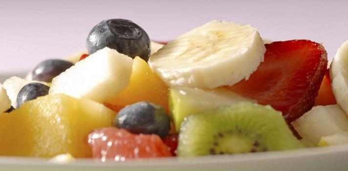 Los beneficios de comer fruta y verdura.