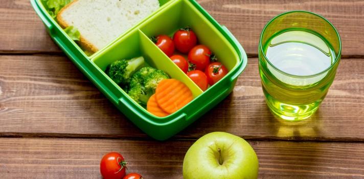 5 trucos para tener una alimentación más saludable y no comer de más