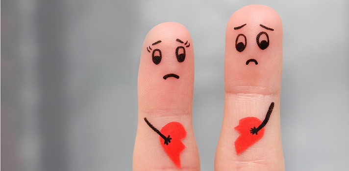 Claves para superar una ruptura amorosa