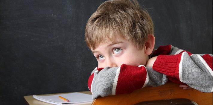 La hiperactividad lleva a los niños con TDAH a la falta de atención en clase