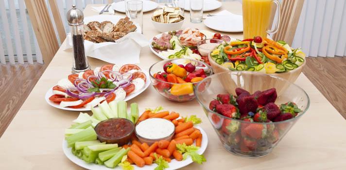 Test online para averiguar si tus hábitos alimenticios son buenos o no.