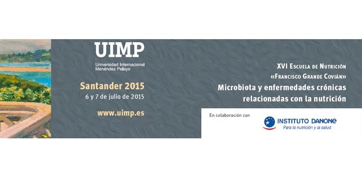 El Instituto Danone y la Universidad Internacional Menéndez Pelayo (UIMP) organizan la XVI Escuela de Nutrición 'Francisco Grande Covián'