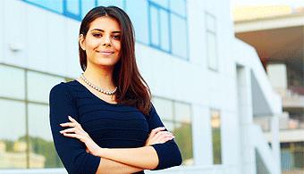 Ser confiante é essencial para se desenvolver profissionalmente