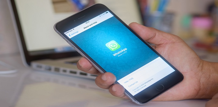 Actualiza tu sistema operativo o despídete de Whatsapp a partir de junio.