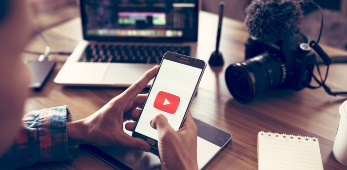 ¿Cómo utilizan YouTube las productoras audiovisuales?