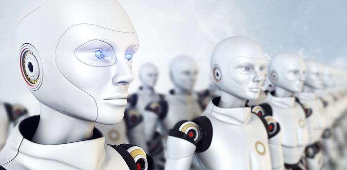 En menos de una década algunas empresas estarán dominadas por robots