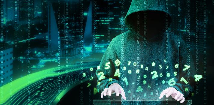 ¿Dónde trabaja un hacker?.