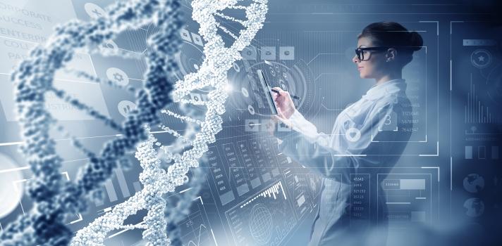 Mediante la investigación en Genética es posible modificar secuencias de ADN