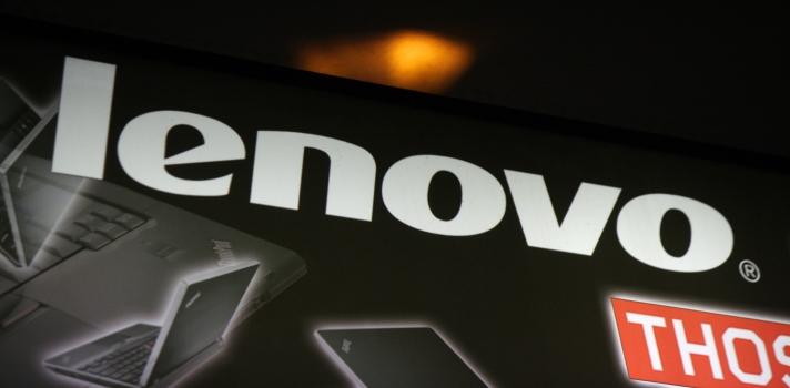 Lenovo lanza tecnologías para empresas de datos.