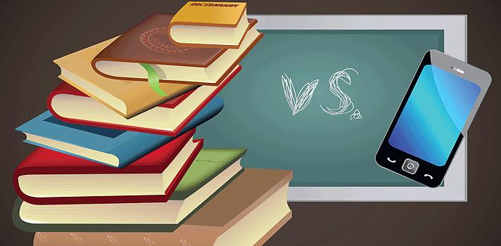 Los celulares sacan ventaja respecto de las netbooks para usos pedagógicos en las escuelas, según informe
