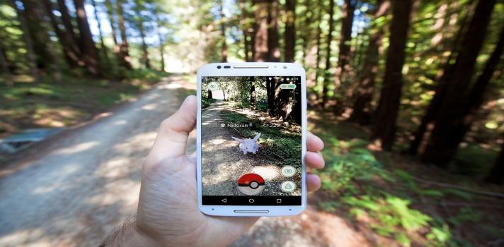 Pokémon GO lanzó nueva actualización para iOS.