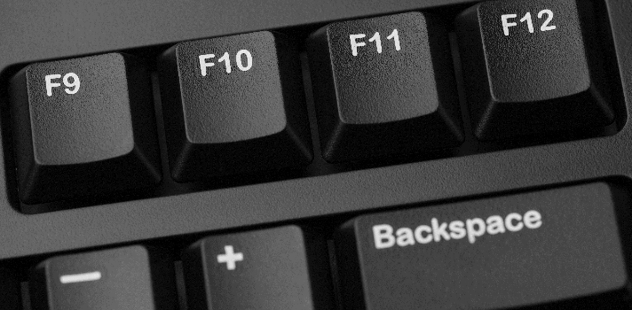 ¿Para qué sirven las teclas F1 hasta F12 del teclado?.