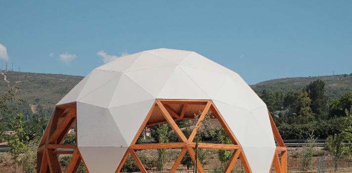 10 ventajas de vivir en una casa geodésica
