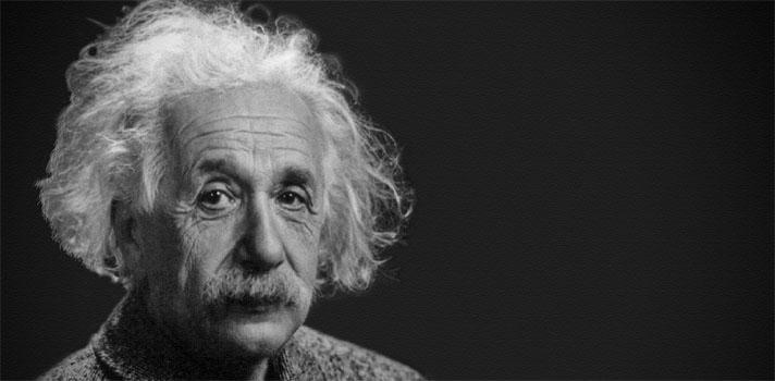 A ciência vive muito do cérebro prodigioso de algumas mentes raras que marcam a história da humanidade