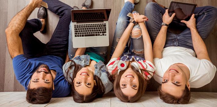 Para los alumnos, el uso de las TIC es de carácter cotidiano