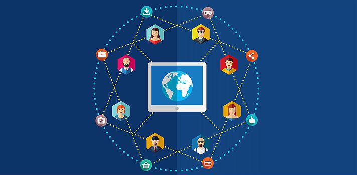 Gracias a la oportunidad que ofrecen las etiquetas, puedes organizar tu red de contactos en grupos que tengan sentido para ti