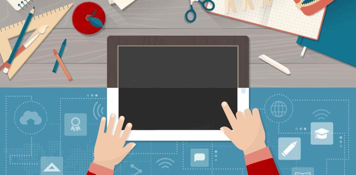 As novas tecnologias também permitem que o aluno aplique o raciocínio lógico e o senso crítico