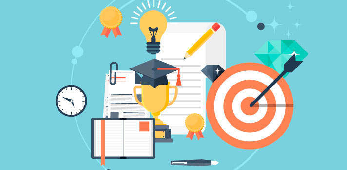 Día del estudiante: 6 cosas fundamentales que aprendes durante tus años como estudiante (infografía)