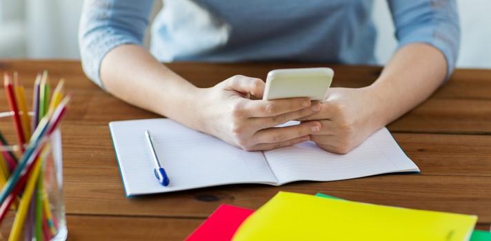 Convierte tu smartphone en un aliado para estudiar