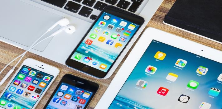 El próximo iPhone se podrá cargar de forma inalámbrica.