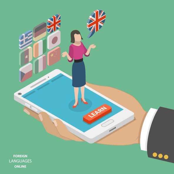 Ventajas de las nuevas apps para aprender inglés: cuáles son y cómo usarlas
