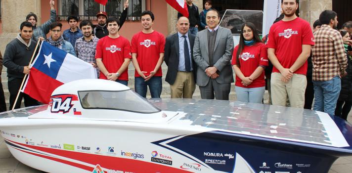 Auto Solar Intikallpa IV se prepara para una nueva versión del World Solar Challenge