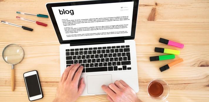 Crear un blog es una gran forma de generar marca personal