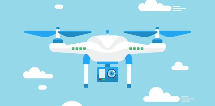 El progreso con drones de una startup española