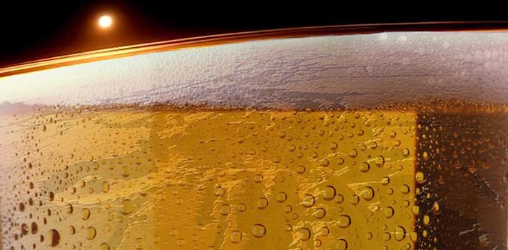 Cerveza y Marte