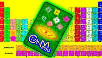 ChemMend: aprender la tabla periódica jugando