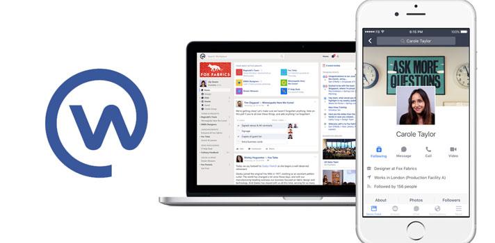 O Workplace integra-se com a Bloomberg, o Yahoo Finance, a Reuters e outros meios de comunicação, oferecendo notícias de negócios e financeiras