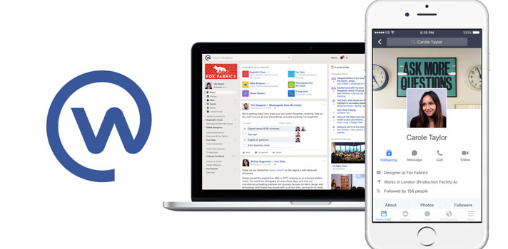 Como tirar partido da ferramenta Workplace do Facebook?
